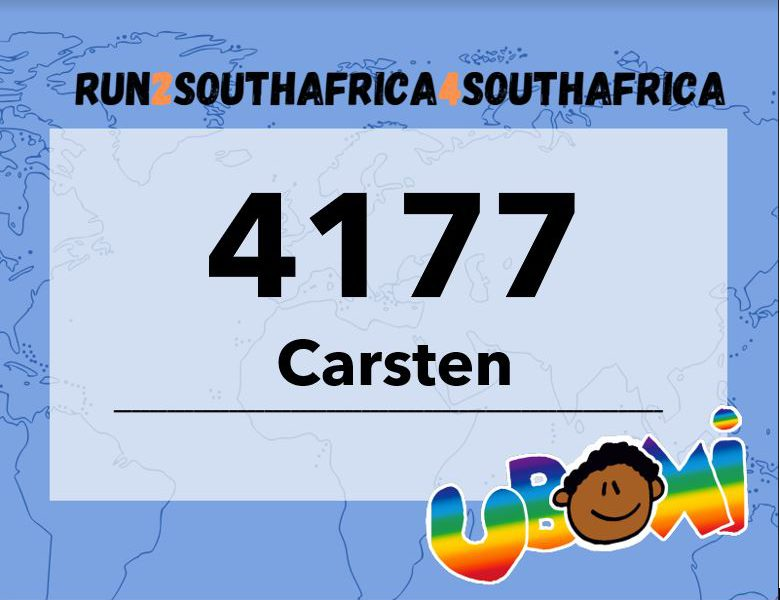 """Run & Help Kids!"" all the way to Africa!"
